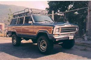 Scorpio1977 1981 Jeep Wagoneer Specs  Photos  Modification