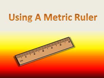 metric ruler  judy zapinsky teachers pay teachers