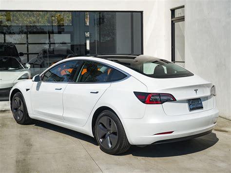 View Tesla 3 Standard Range Plus Range PNG