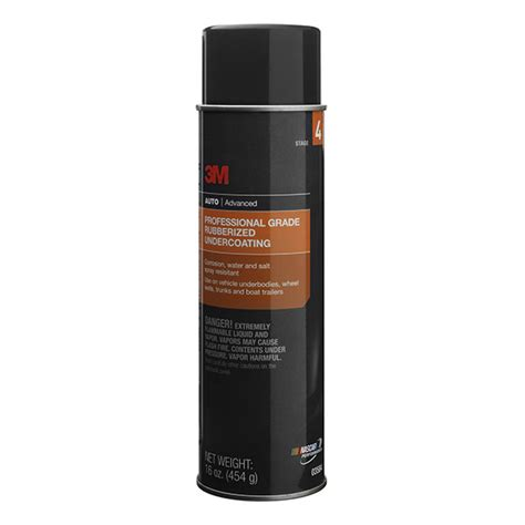 Boat Undercoating by 3m Professional Grade Rubberized Undercoating 03584