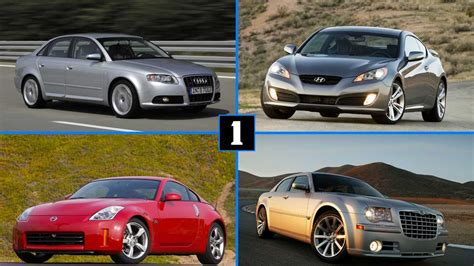 Fast V6 Cars 10k by 300 Horsepower Cars You Can Snag For 10 000