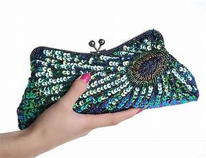 Art Deco Haus : 1930 39 s inspired art deco beaded evening purse peacock ~ Watch28wear.com Haus und Dekorationen