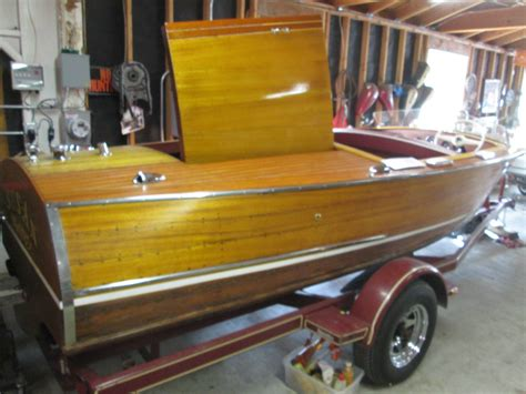 Boat Trailer Inspections Near Me by Chris Craft Deluxe Runabout 1957 For Sale For 35 000