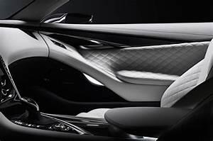 new infiniti q60 concept revealed car interior design
