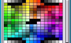 gimp color picker gimp color palette