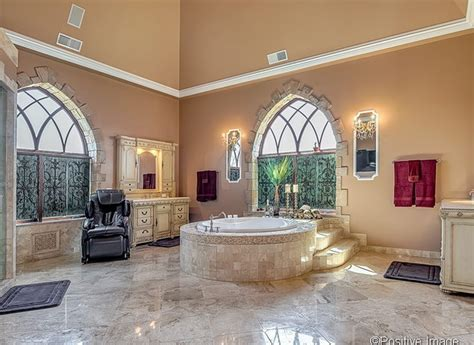 $4.2 Million 12,000 Square Foot Castle Like Mansion In Oak