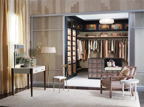 california closets invites you to decorate with wood