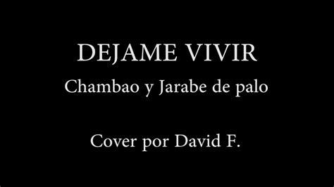 Chambao Y Jarabe De Palo