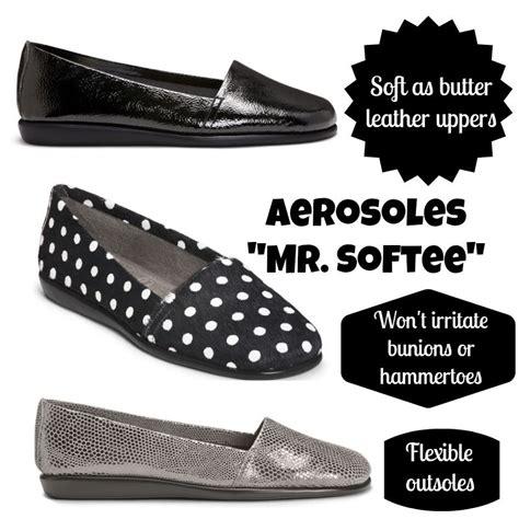 aerosoles  softee comfortable stylish shoes bunion