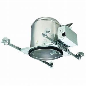 Halo in aluminum recessed lighting remodel ic air tite