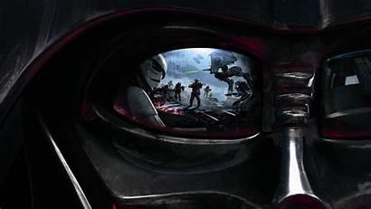 Vader Darth Wars Battlefront Star Background Games