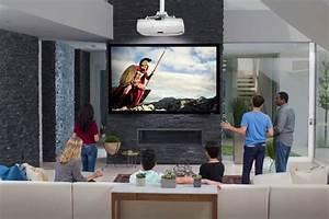 Projecteur Cinema Maison : ultra hd une t l ou un projecteur la question 4000 dollars ~ Melissatoandfro.com Idées de Décoration