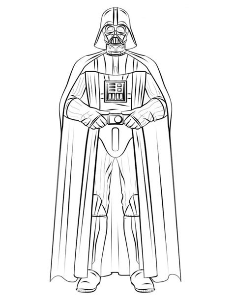 darth vader coloring pages coloring pages star wars