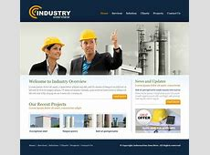 Industry Website Template 5701 Construction