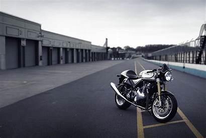 Commando Cafe Racer Norton Wallpapercave Bike