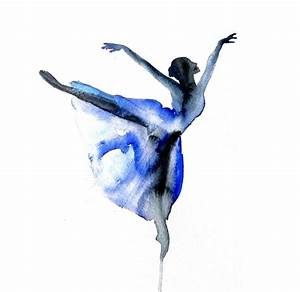 ballet dancer drawings | Ballet dance Ballerina ART PRINT ...