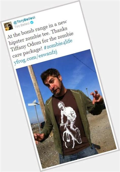 tory belleci official site  man crush monday mcm