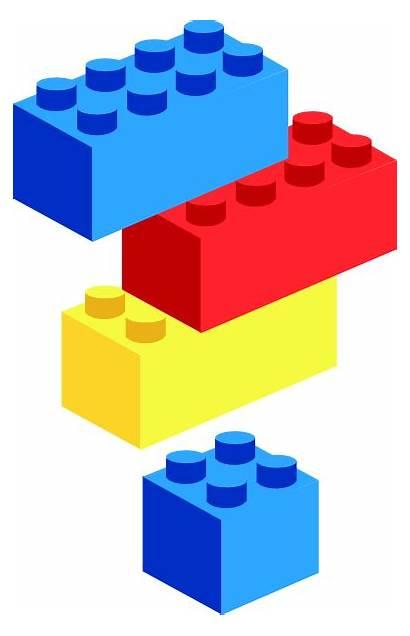 Lego Clip Block Blocks Clipart Vector Domain