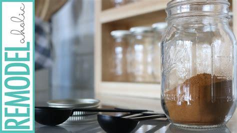 Mini Spice Rack by Easy Mini Jar Spice Rack Diy Tutorial Building
