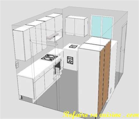hauteur entre meuble bas et haut cuisine refaire sa cuisine projet avant travaux les choix de l