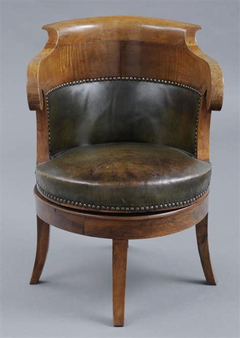 bureau de placement restauration restauration period swivel fauteuil de bureau