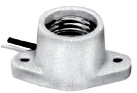 porcelain l sockets replacement h017 1 medium base porcelian sockets