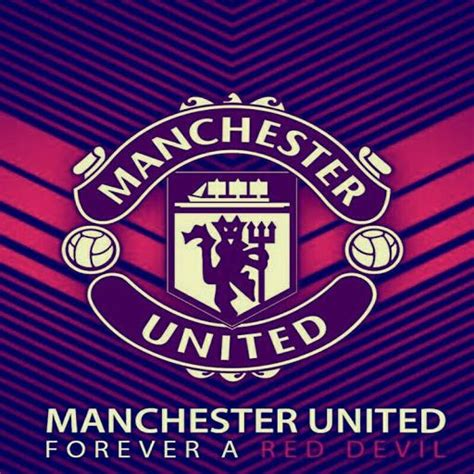 Pin on MANCHESTER UNITED LOGO - [Angleterre]-