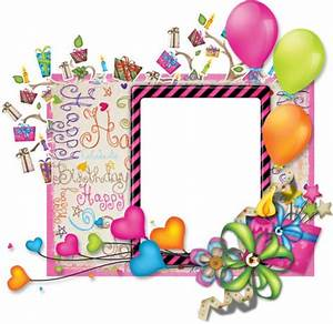 41 best images about Frames - Birthday on Pinterest