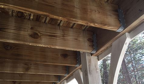 deck joist hangers hardware what it really takes to build a safe deck in salt lake