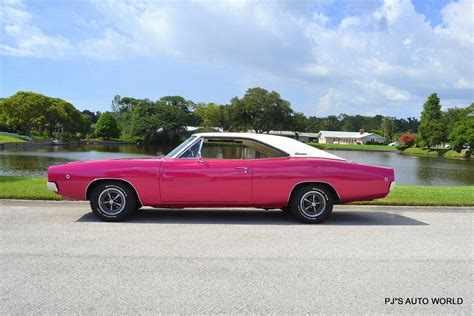 1968 Dodge Charger For Sale Cheap by 1968 Dodge Charger For Sale 98542 Mcg