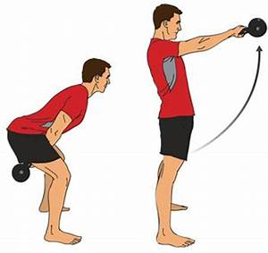 Gallery For > Kettlebell Swing With Dumbbell
