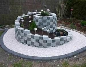 Garten Mauern Steine : kr uterspirale garten mauern stein gartengestaltung bepflanzung my home pinterest g rten ~ Markanthonyermac.com Haus und Dekorationen