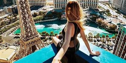 Follow Instagram Murad Osmann Las Vegas Honeymoon