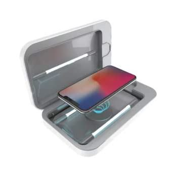 Amazon.com: PhoneSoap 3 UV Cell Phone Sanitizer and Dual