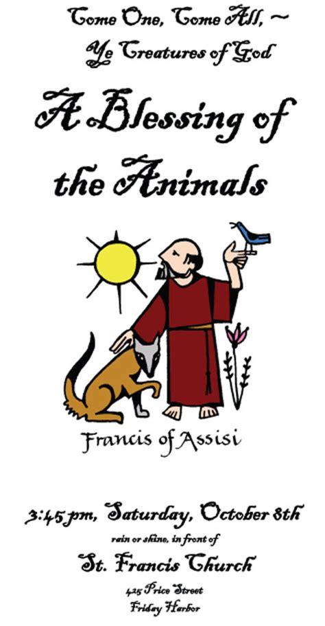 blessing   animals   weekend san juan