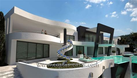 maison de luxe a vendre for sale brand new ultramodern luxury villa marbella