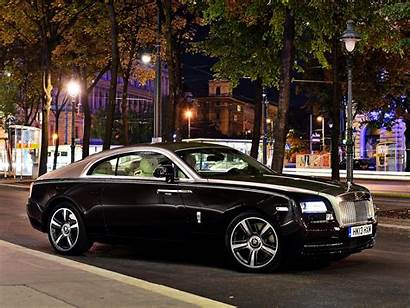 Rolls Royce Wraith Wallpapers