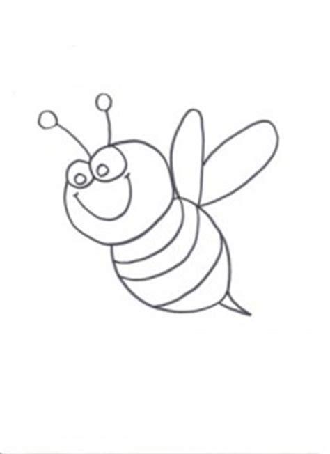 bee coloring pages  kids preschool  kindergarten