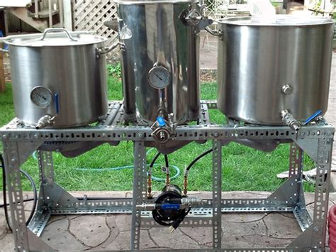 homebrewing  vessel brewing  eats