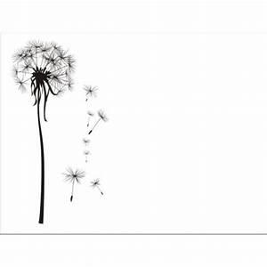 Pusteblume Schwarz Weiß Vögel : pusteblume 10 wandtatoo ~ Orissabook.com Haus und Dekorationen