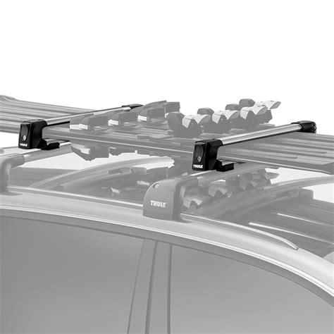 snowboard roof rack thule 174 jeep grand 2011 2017 snowpack ski and