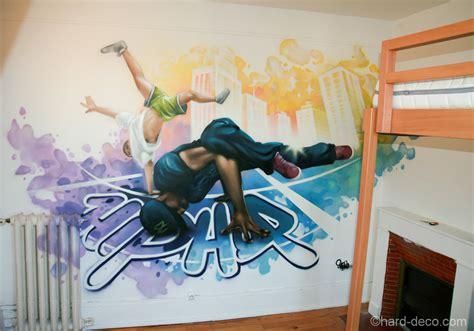 theme chambre hip hop theme terrasse en bois