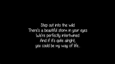 wild lewis watson lyrics youtube
