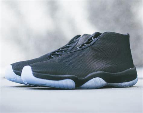 Jordan Future Blackreflective Arriving At Retailers