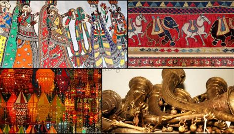Top 10 Places Famous For Art & Craft  An Incredible Tour