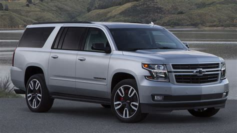 2019 Chevrolet Suburban Rst Performance Package by 2019 Chevy Suburban Rst Performance Package Revealed