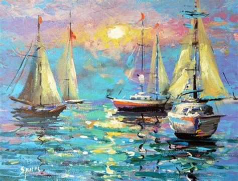 Sailboat Oil Painting by 130 Best Images About Sailboat On Pinterest Oil Painting