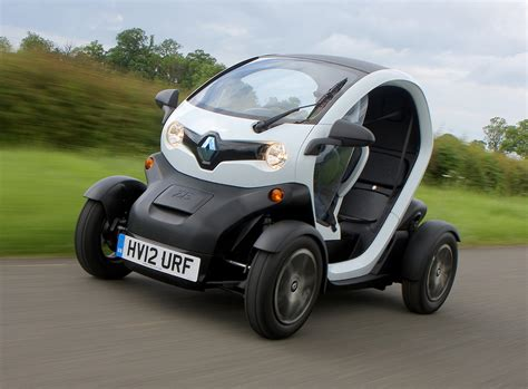 Renault Twizy Coupe Review (2012 - )