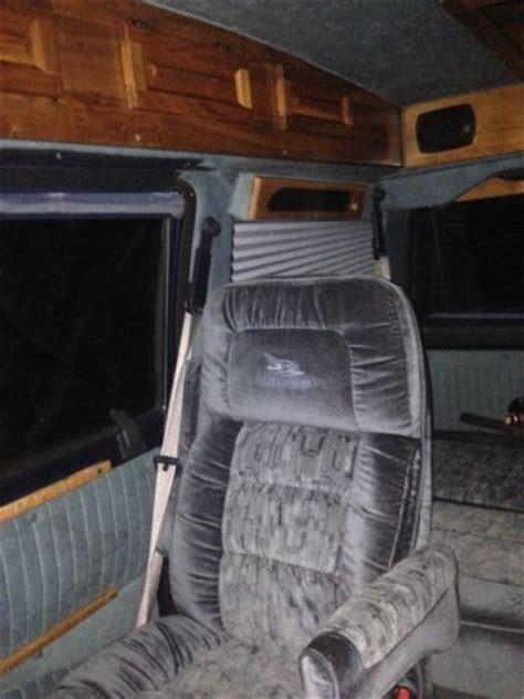 find   chevy astro high top conversion van