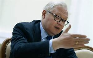 Russian Deputy FM: Syrian Issue Requires Complex Approach ...